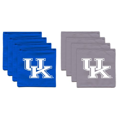 BAGGO® University of Kentucky 12 oz. Replacement Beanbag Toss Beanbags 8-Pack