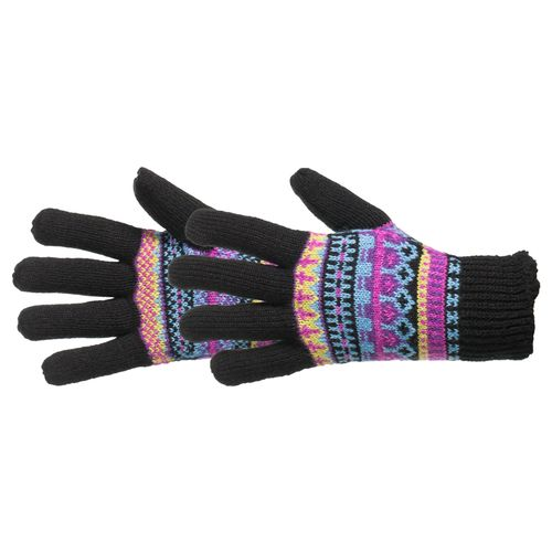 Manzella Women's Fair Isle Gloves