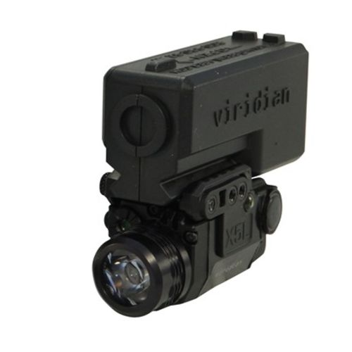 Viridian X Series® X5L Green Laser Sight with TacLoc Holster