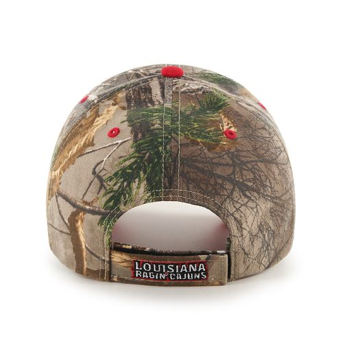 '47 Adults' University of Louisiana at Lafayette Realtree Frost MVP Cap - view number 2