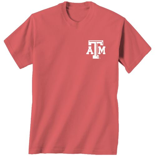 New World Graphics Women's Texas A&M University Floral T-shirt - view number 2