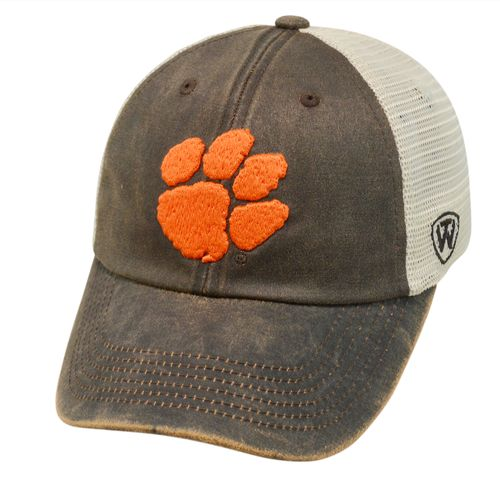 Top of the World Adults' Clemson University ScatMesh Cap