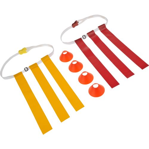 Display product reviews for Academy Sports + Outdoors Flag Football Set