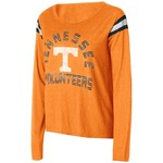 Touch by Alyssa Milano Women's University of Tennessee Cascade Long Sleeve T-shirt