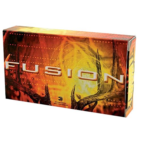 Federal Premium Fusion .260 Remington 120-Grain Centerfire Rifle Ammunition