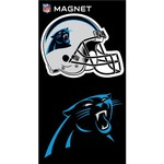 Stockdale Carolina Panthers Magnets Multipack