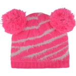 Magellan Outdoors™ Girls' Zebra Stripe Beanie