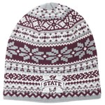 adidas Men's Mississippi State University Fan Gear Beanie