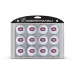 Team Golf Montreal Canadiens Golf Balls 12-Pack - view number 1