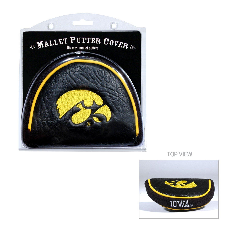 Team Golf University of Iowa Mallet Putter Cover