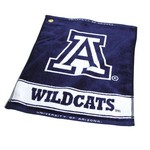 Team Golf University of Arizona Woven Towel - view number 1