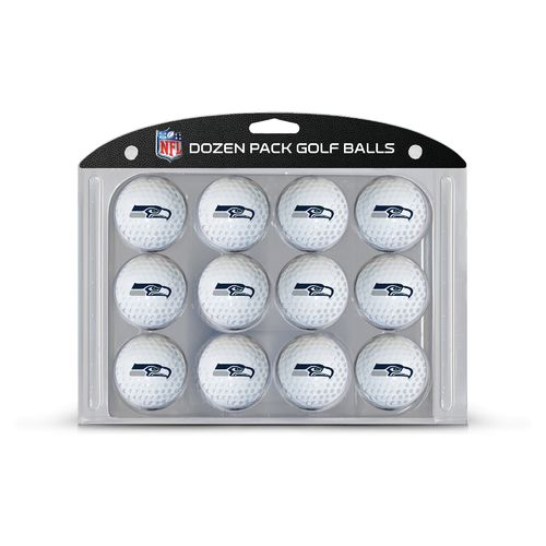Team Golf Seattle Seahawks Golf Balls 12-Pack