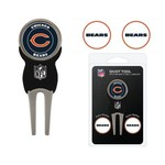 Team Golf Chicago Bears Divot Tool and Ball Marker Set - view number 1