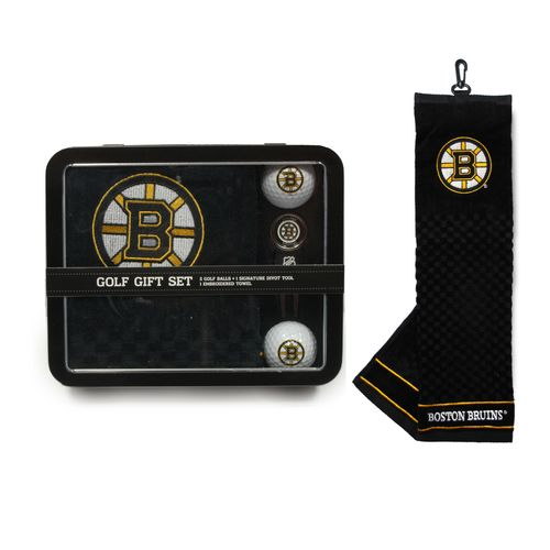 Team Golf Boston Bruins Gift Tin