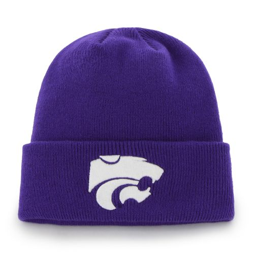 '47 Men's Kansas State University Raised Cuff Knit Hat