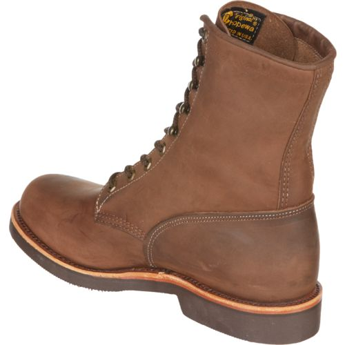 Chippewa Boots Men's Apache Classic Lace-Up Rugged Outdoor Boots - view number 3