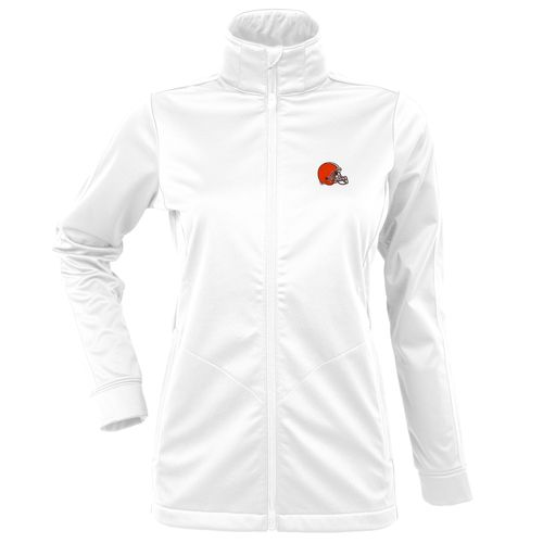 Antigua Women's Cleveland Browns Golf Jacket
