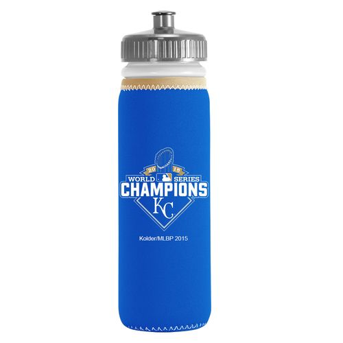 Kolder Kansas City Royals World Series Champs '15 Van Metro™ 22 oz. Squeezable Bottle