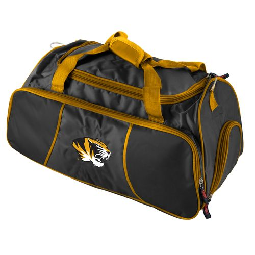 Logo™ University of Missouri Athletic Duffel Bag