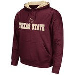 Colosseum Athletics Men's Texas State University Surge Pullover Hoodie