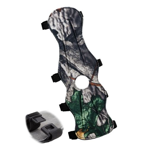 October Mountain Products 4-Buckle Arm Guard