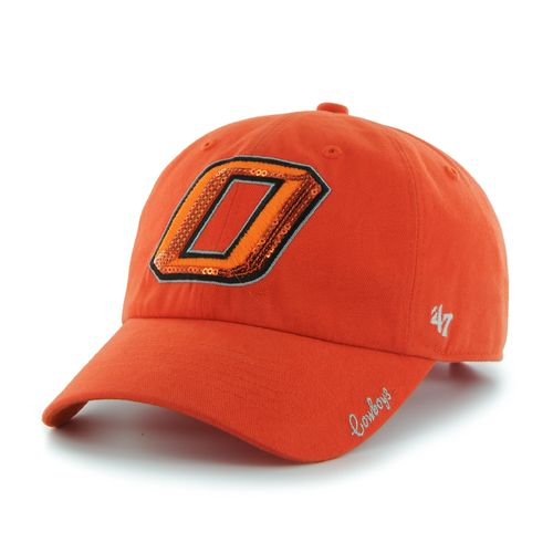 '47 Women's Oklahoma State University Sparkle Clean Up Cap
