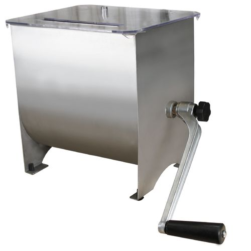 Weston 20 lb. Capacity Stainless-Steel Manual Meat Mixer - view number 1
