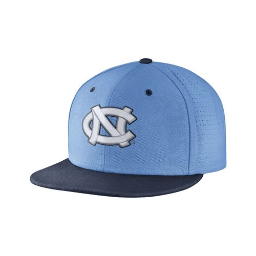 Nike™ Men's University of North Carolina True Vapor Fitted Cap