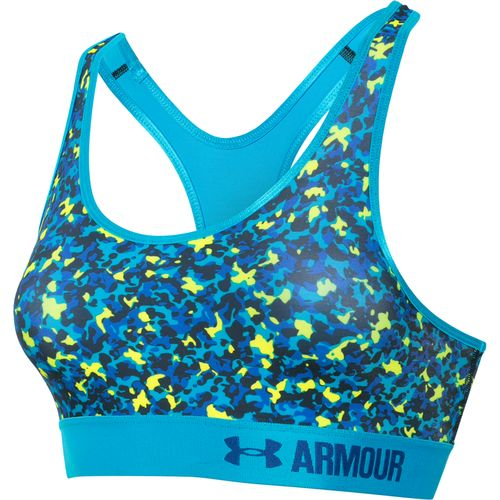 Under Armour Women's Printed Mid Sports Bra