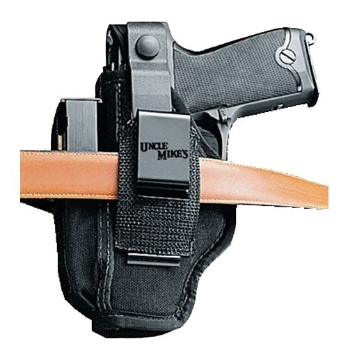 "Uncle Mike's 4"" Double-Action Hip Holster"