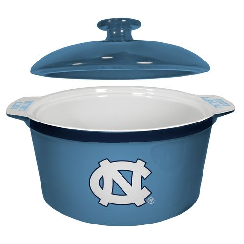 Boelter Brands University of North Carolina Gametime 2.4 qt. Oven Bowl