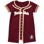Colosseum Athletics Infants' Florida State University Baseball Romper