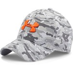 Under Armour® Men's Print Blitzing Stretch Fit Cap