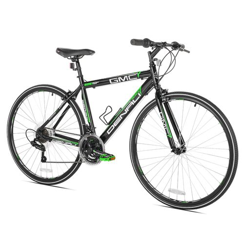 GMC Men's Denali Medium Flat Bar 700c 21-Speed Road Bicycle