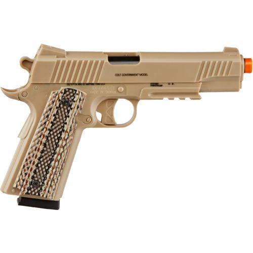 Display product reviews for Colt M45A1 CQBP 6mm Caliber Airsoft CO₂ Pistol