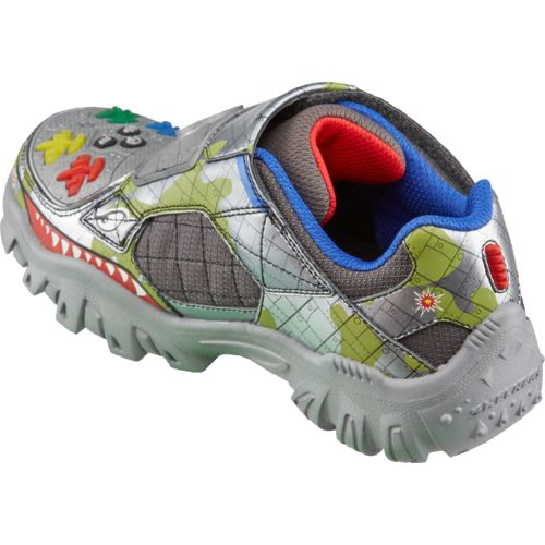 SKECHERS Boys' Damager II Game Kicks Fight Shoes - view number 3