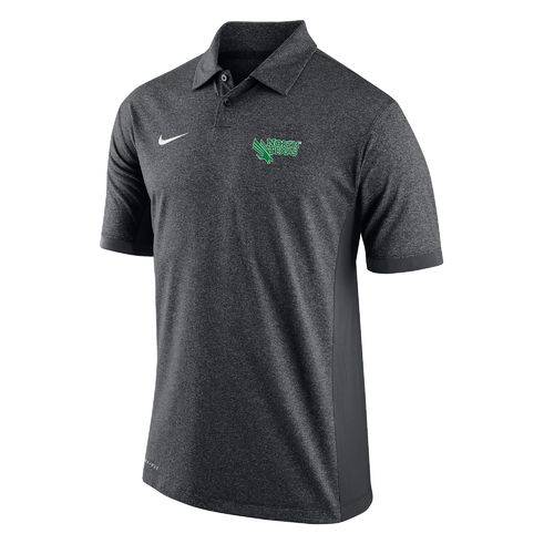 Nike Men's University of North Texas Victory Block Polo Shirt - view number 1