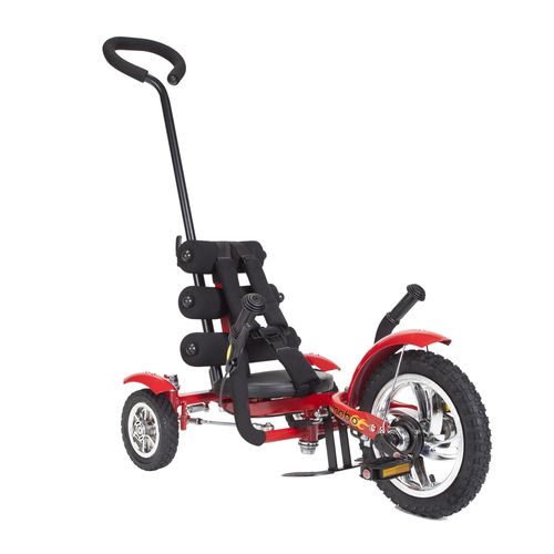 Mobo Cruiser Kids' Mega Mini Roll-to-Ride Luxury 3-Wheel Cruiser