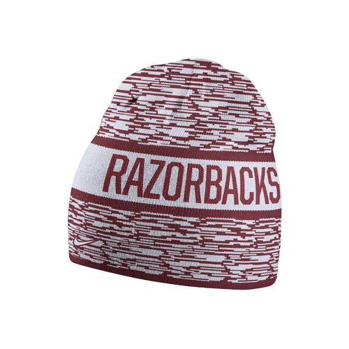 Nike™ Men's University of Arkansas Reversible Beanie