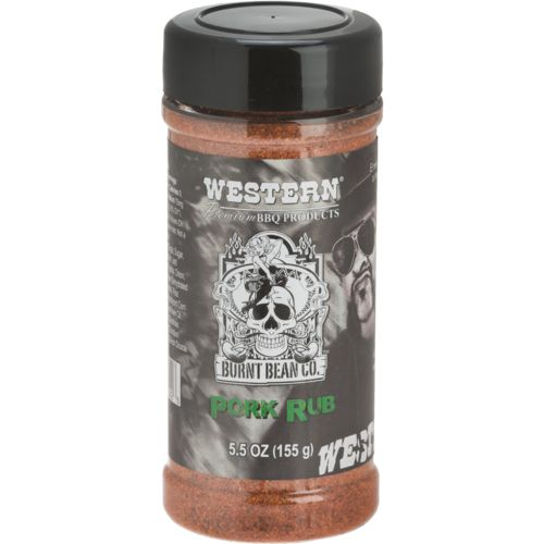 Burnt Bean Co. Pork Rub