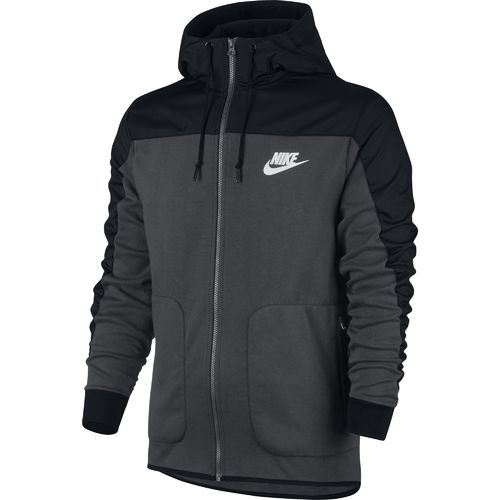 Nike™ Men's Fleece Full Zip Hoodie