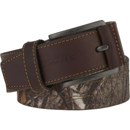 Realtree Men's Double-Stitched Belt