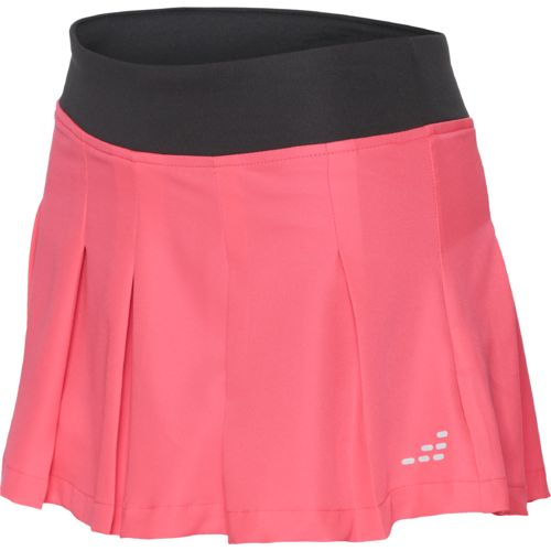 BCG™ Girls' Tiered Box Pleat Tennis Skort