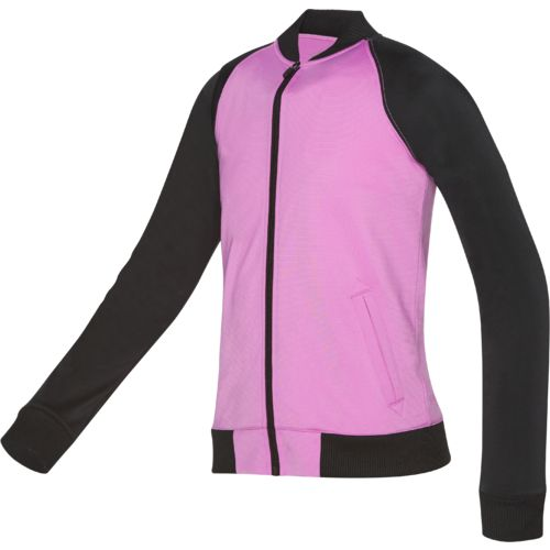 BCG Girls' Lifestyle Tricot Jacket