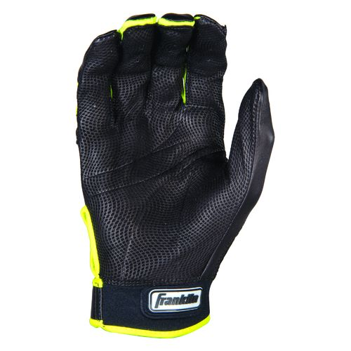 Franklin Adults' David Ortiz CFX Pro Signature Series Batting Gloves - view number 2