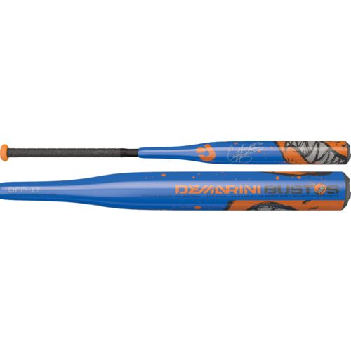 Display product reviews for DeMarini Youth Bustos Alloy Fast-Pitch Softball Bat -13