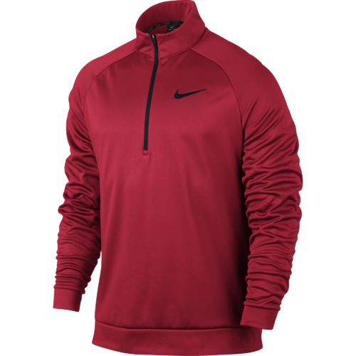 Nike™ Men's Therma Long Sleeve 1/4 Zip Top