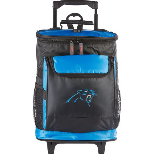 Logo™ Carolina Panthers Rolling Cooler