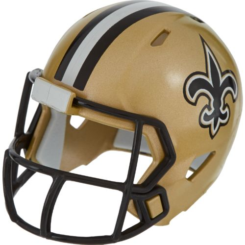 New Orleans Saints Repositionable Helmet Decal Set