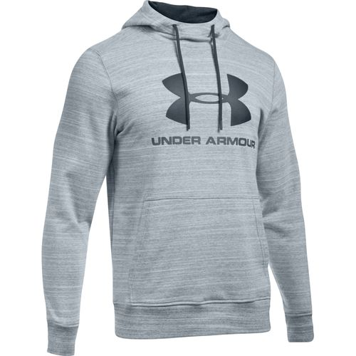 Under Armour™ Men's Triblend Sportstyle Logo Pullover